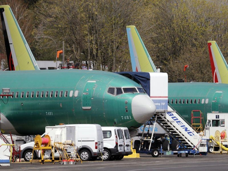 Spirit To Resume 737 Max Production, But At A Reduced Pace