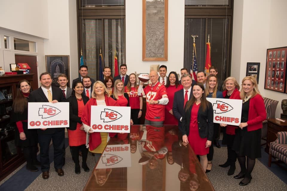 Kansas and Missouri Senators Congratulate Chiefs on Super Bowl Win