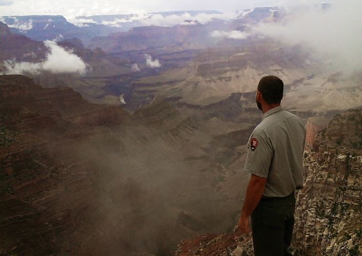 National Parks Have Been Trashed During the Shutdown. Here's a Solution.